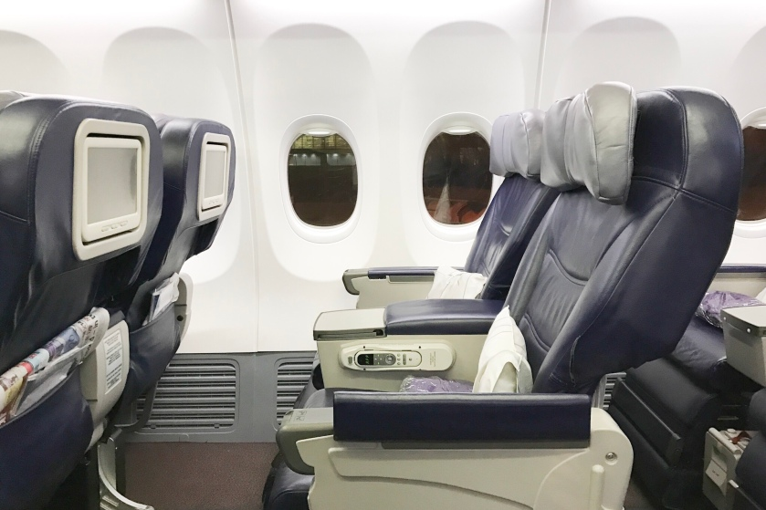 Flight Review Malaysia Airlines Boeing 737 800 Business