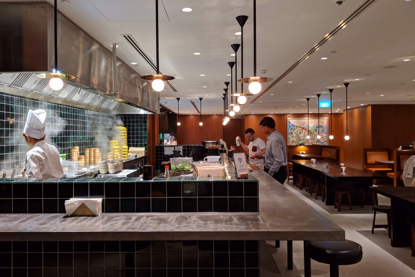 LOUNGE REVIEW: Cathay Pacific Singapore Lounge, Changi